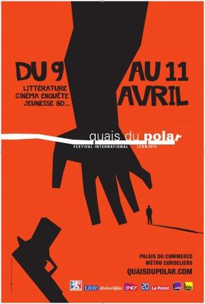 Lyon - Quais du Polar 2010