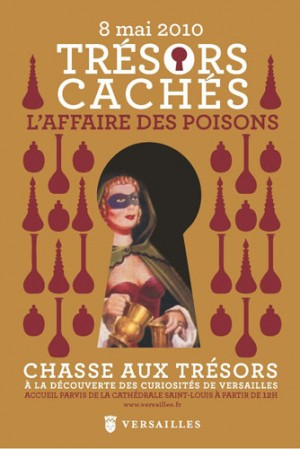 Trésors cachés de Versailles