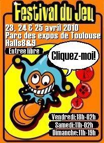 Festival Alchimie du Jeu - Toulouse