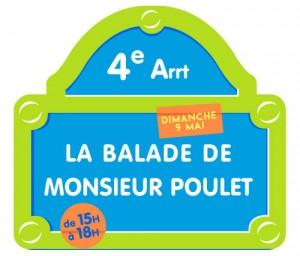 L'incroyable balade de Monsieur Poulet