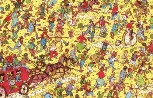 Trouver Charlie