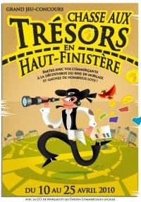 La Chasse aux Trésors en Haut-Finistère