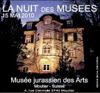 Nuit des musées Suisse