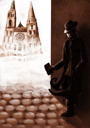 Le trésor de la cité Autricum - Chartres