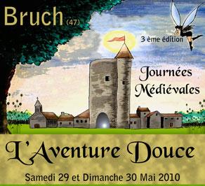 Journées médiévales à Bruch