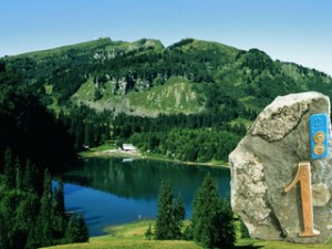 Chasse aux trésors - Villars - Suisse
