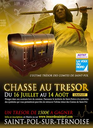 Chasse au trésor à Saint Pol
