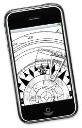 Boussole iPhone