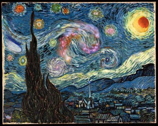 Starry Night 2010 Warner