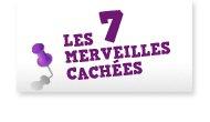 Les 7 Merveilles cachees en France