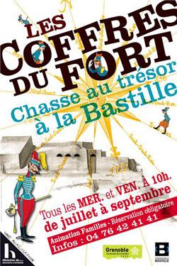 Les Coffres du Fort - Grenoble