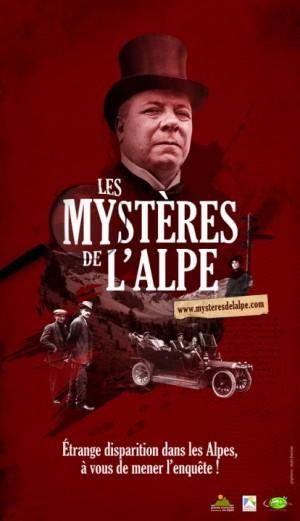 Les mystères de l'Alpe