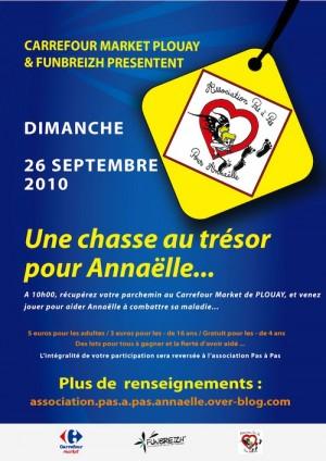 Chasse au Trésor - Annaelle