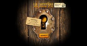 Mystere des Pieces d'Or - Mission Paris