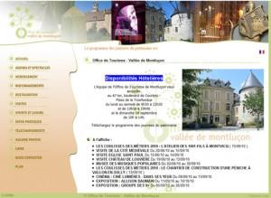 Office de Tourisme de Montlucon