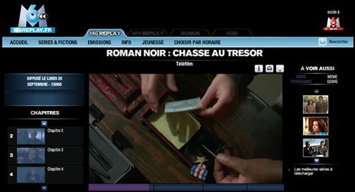 Roman noir - Chasse au trésor