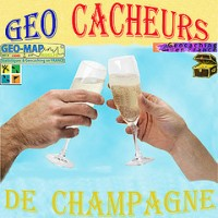 Geocaching - Champagne