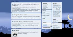 Site de ChAT