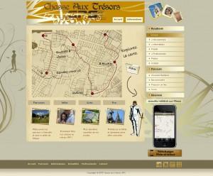 Chasse aux trésors GPS