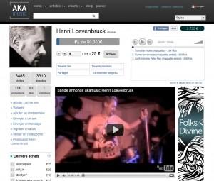 Henri Loevenbruck Akamusic