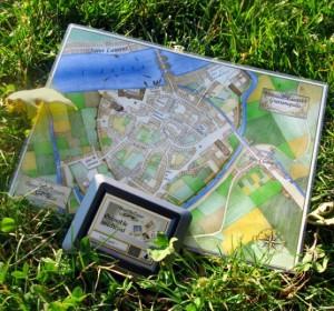 Chasse aux trésors GPS dans le Grenoble Médiéval