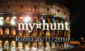 my hunt Roma