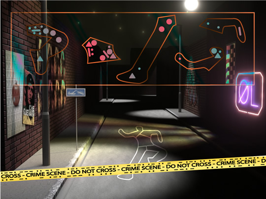Equilibrium - Scène de Crime - Enigme 1