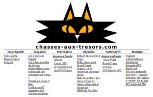 Chasses aux tresors