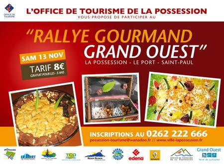 Rallye Gourmand Grand Ouest