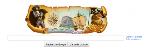 Stevenson sur Google