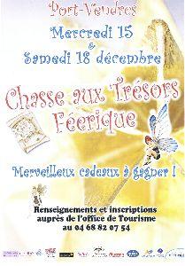 Chasse aux trésors féérique - Port Vendres