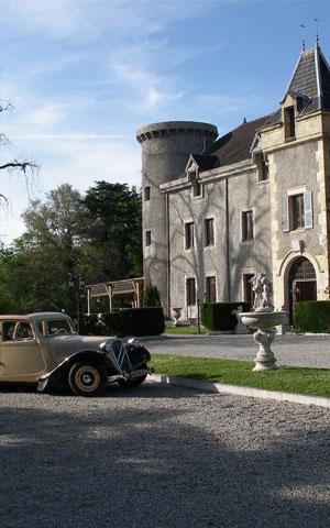 Château de Fontager - Rencontre de chasseurs de trésors