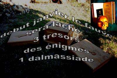 Dalmassiade 2011 - Chasses au trésor