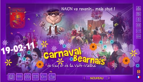 Carnaval béarnais de Nay et de la Vath-Vielha