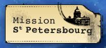Mission Saint Pétersbourg - Enigmes