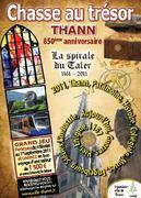 Chasse au trésor à Thann