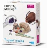 Crystal Mining - Trésor enfant