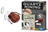 Quartz mining - Trésor enfant