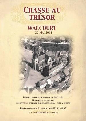 Chasse au trésor à Walcourt
