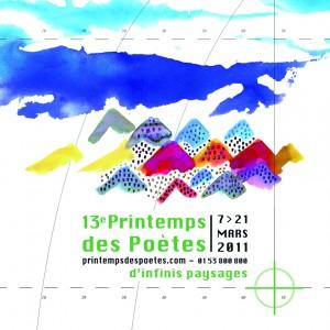 Le Printemps des Poètes 2011