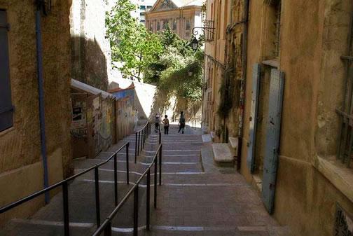 Rallye - Chasse au trésor au Panier à Marseille