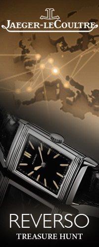 Reverso Treasure Hunt par Jaeger-LeCoultre