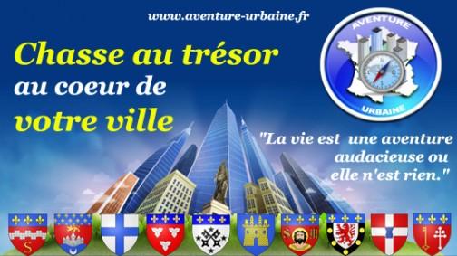 Aventure Urbaine - Chasse au trésor au coeur de votre ville