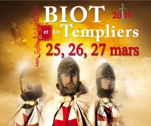 Biot et les Templiers 2011 - L'artisanat au Moyen Âge