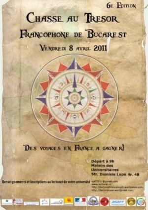 Chasse au Trésor Francophone de Bucarest