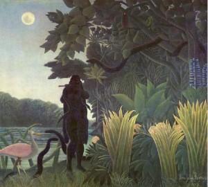Balade dans le 14e sur les traces du Douanier Rousseau