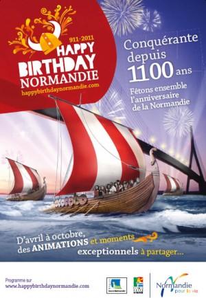 La Normandie a 11 siècles