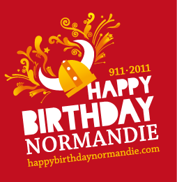 Happy Birthday Normandie