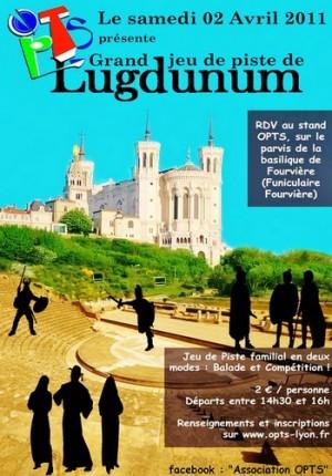 Lyon - Fourvière - Jeu de Piste Lugdunum