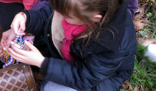 Chasse au trésor pour les enfants